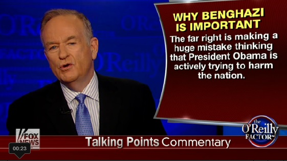 Bill O'Reilly Defends Obama and His Cultural Marxism